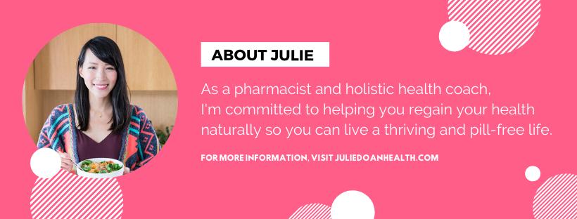 about julie